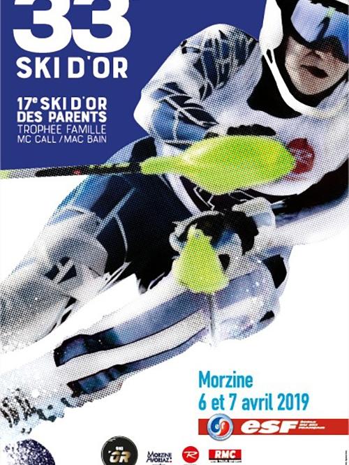 15 parisiens aux Ski d'Or à Morzine