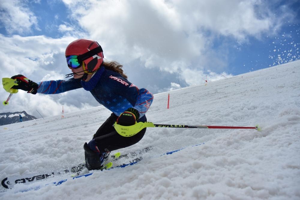 Ski test 2019