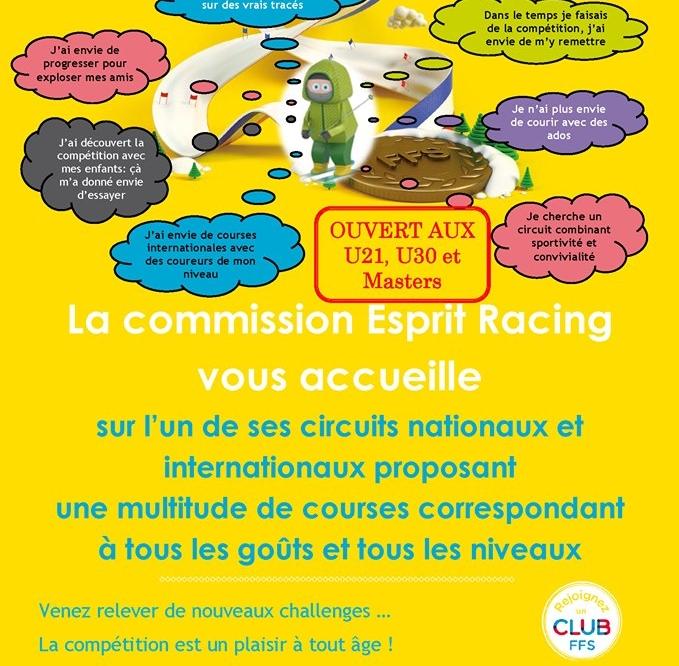 Calendrier Esprit Racing
