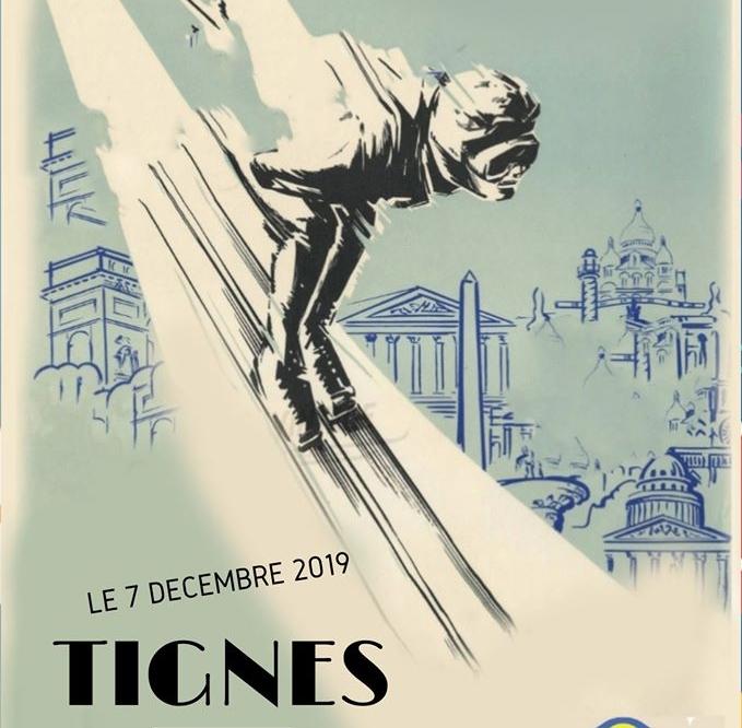 Week-end de courses à Tignes du 6 au 8 décembre