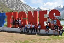 Stage d'été 2019 à Tignes